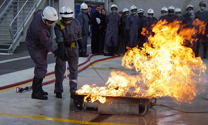 Incendie: Equipe Première Intervention