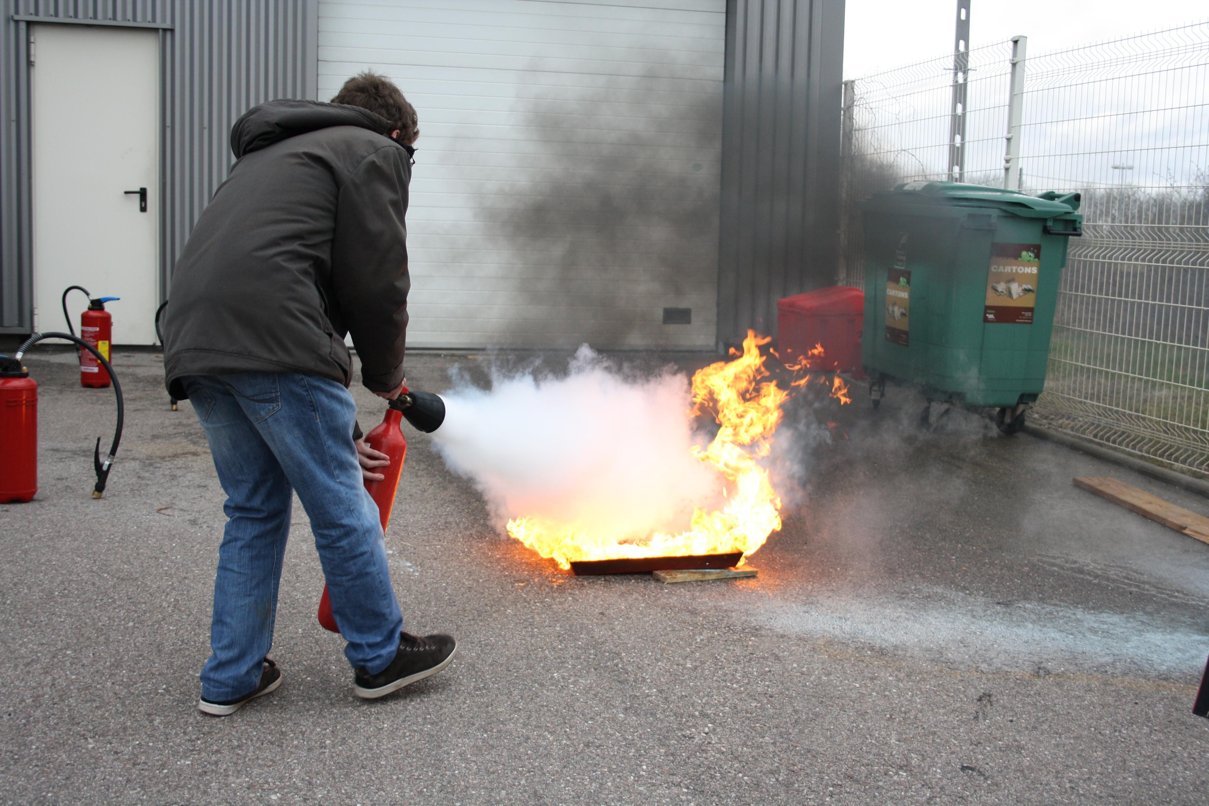 SSIAP 1 : Formation Initiale Agent de Sécurité Incendie en ERP ou IGH