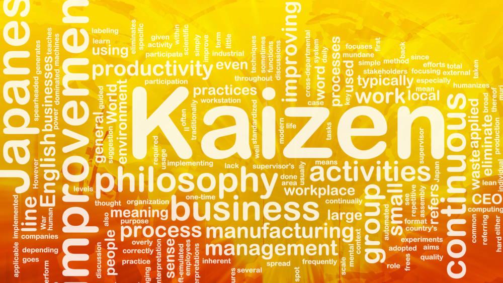 Amélioration continue – Kaizen