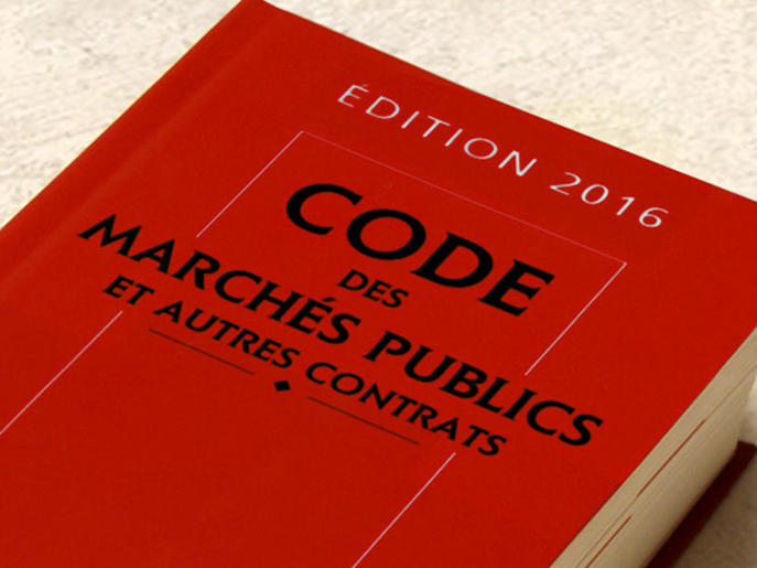 Maîtriser la réglementation des marchés publics