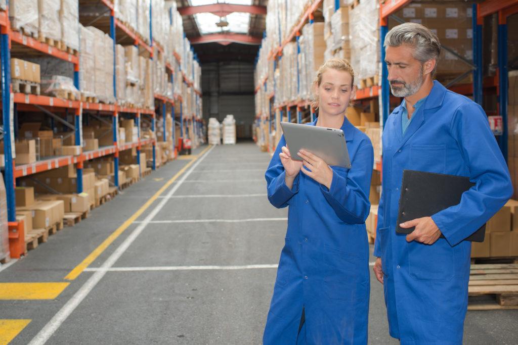 Techniques de gestion d'entrepôt et plateforme