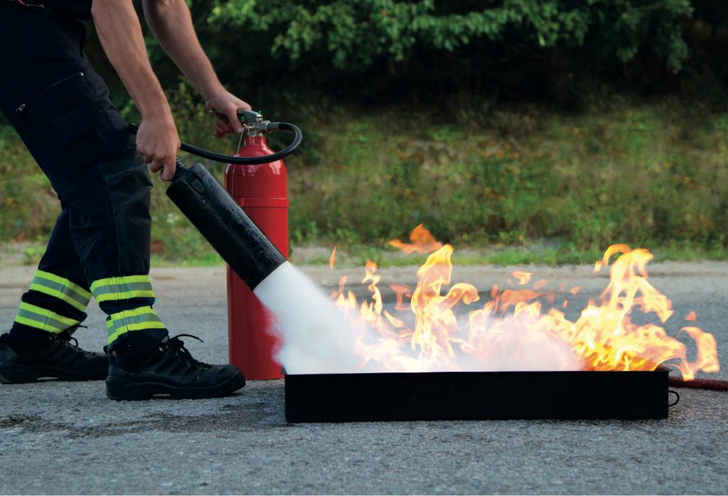Secourisme pour ELS – Pompier Interne